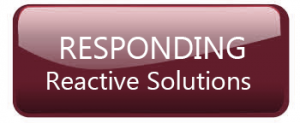 burgandy button - responding-reactive solution