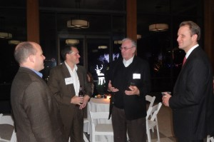 2014-12 NEOACCA Winter Social - Greg Kelley & Damon Hacker