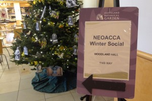 2014-12 NEOACCA Winter Social at Cleveland Botanical Gardens